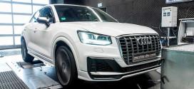 Audi SQ2 получила серьёзный тюнинг McChip-DKR до 345 л.с.