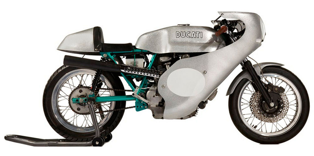 Мотоцикл Ducati 750SS Imola Short Stroke 1973 года выпуска