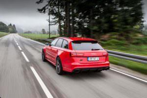Тюнинг Audi RS6 Avant от ABT Sportsline