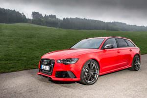 Тюнинг универсала Audi RS6 Avant от ABT Sportsline