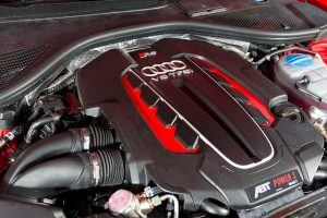 Двигатель Audi RS6 Avant. Тюнинг от ABT Sportsline