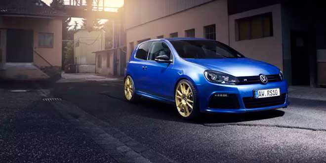Вышел тюнинг Volkswagen Golf R VI от Alpha-N Performance | фото