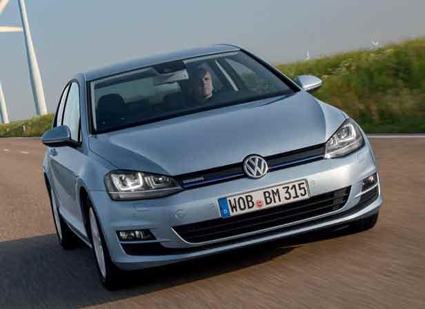 Автомобиль года в Японии: #1 Volkswagen Golf VII