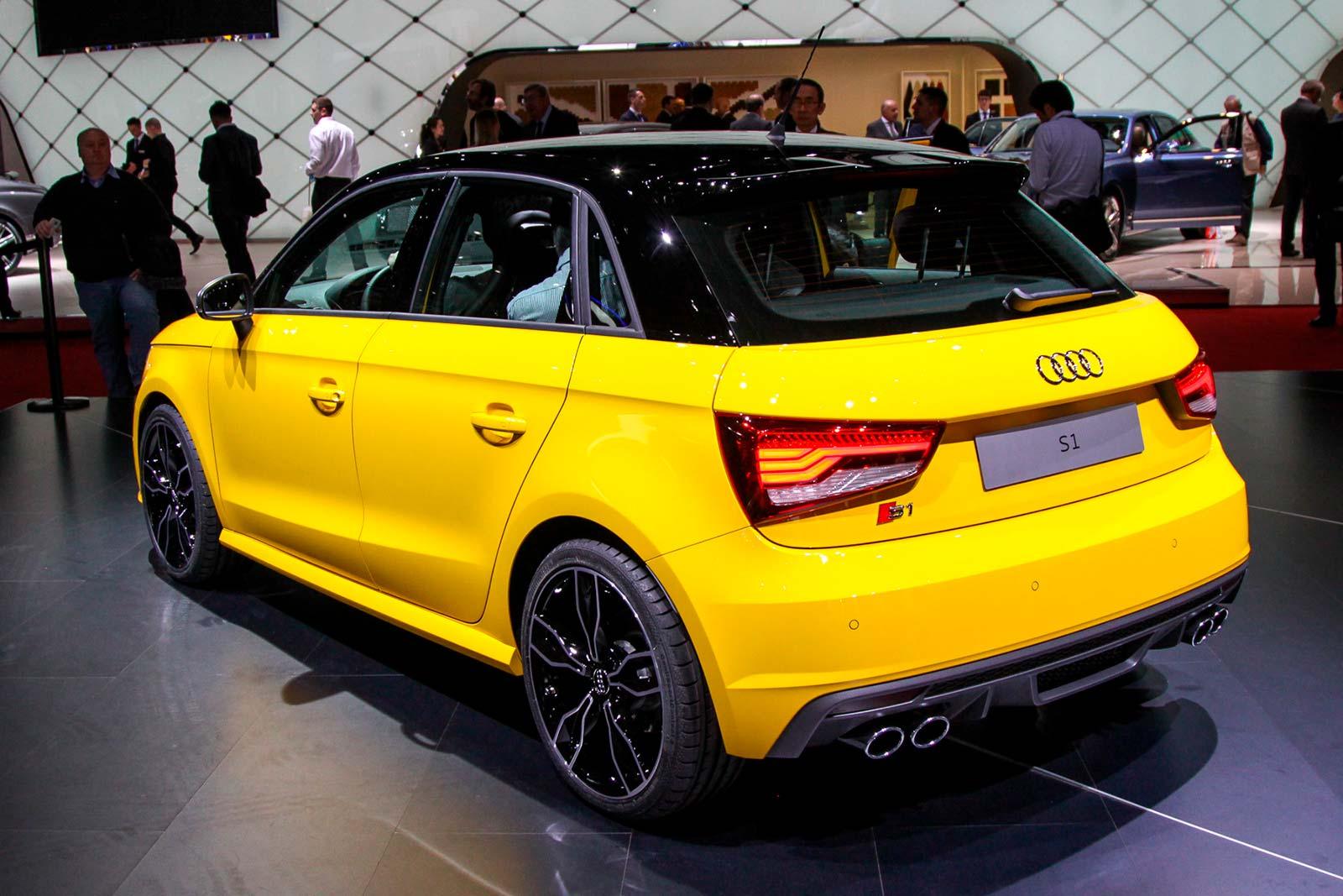 Фото | Новая Audi S1