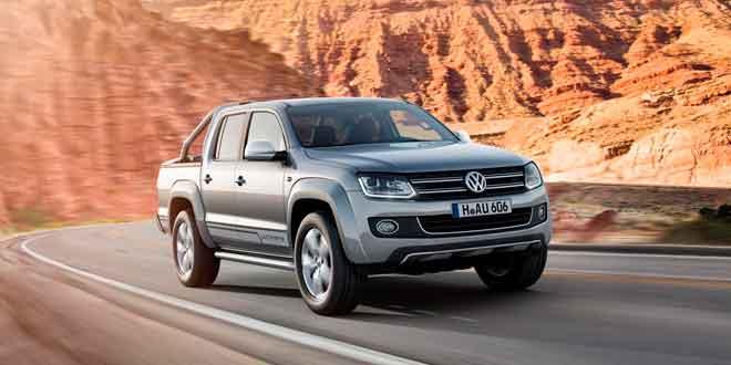 Пикап Volkswagen Amarok Ultimate 2014 года