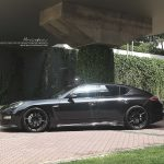 Porsche Panamera 4S на дисках Brixton Forged R10D