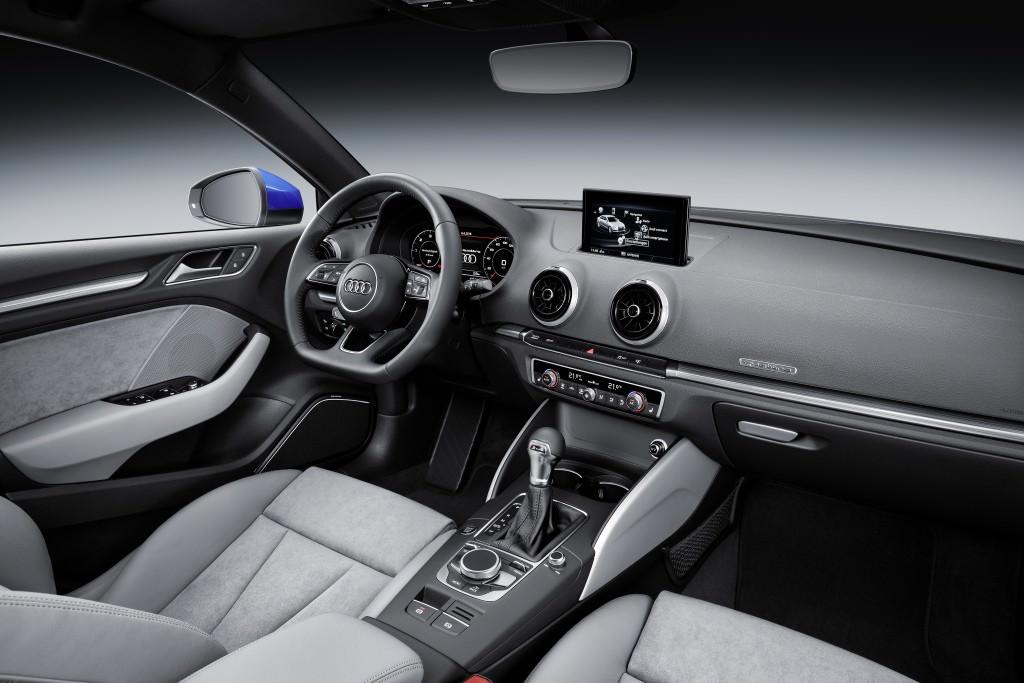 Салон Audi A3 Sedan