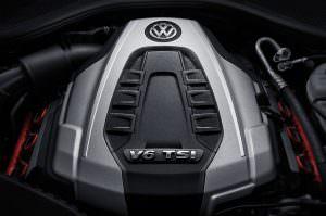 Двигатель V6 TSI под капотом Volkswagen Phideon