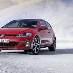 Хот-хэтч VW Golf GTI 2017 рестайлинг