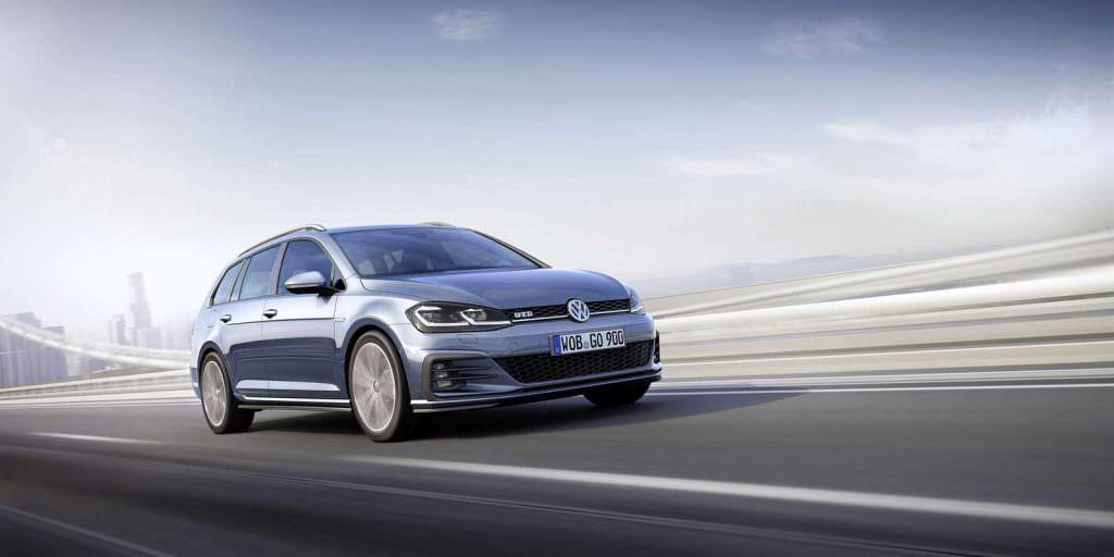 2017 Volkswagen Golf GTD Vatiant