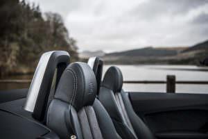 Фото салона Audi TT Roadster 2.0 TDI quattro