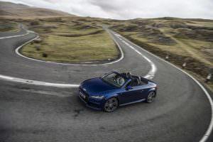 Дизельная Audi TT quattro