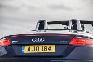 Новая Audi TT Roadster 2.0 TDI quattro