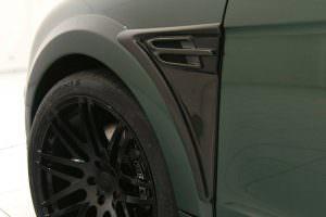 Карбоновый тюнинг Bentley Bentayga