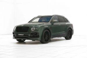 Военный Bentley Bentayga от Startech
