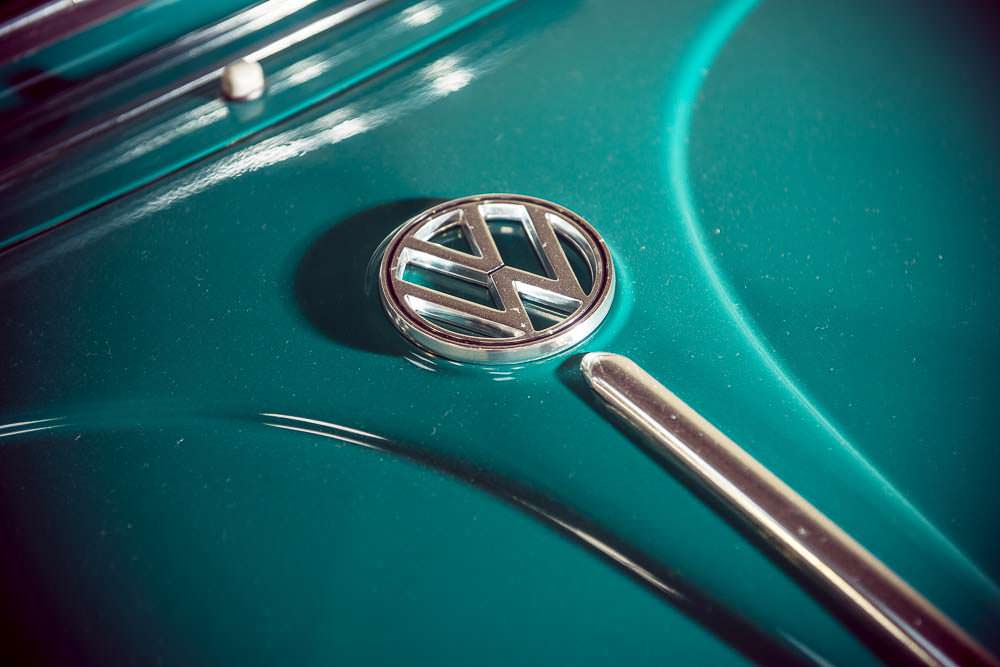 Volkswagen Beetle 1966 года выпуска