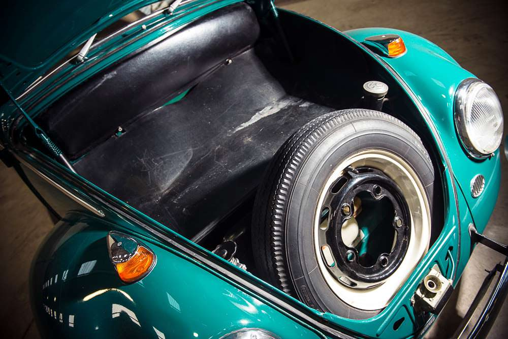 Багажник VW Beetle