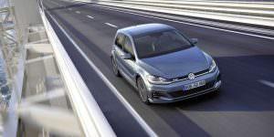 Дизельный универсал Volkswagen Golf GTD Variant
