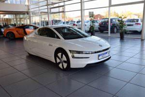 Новый Volkswagen XL1