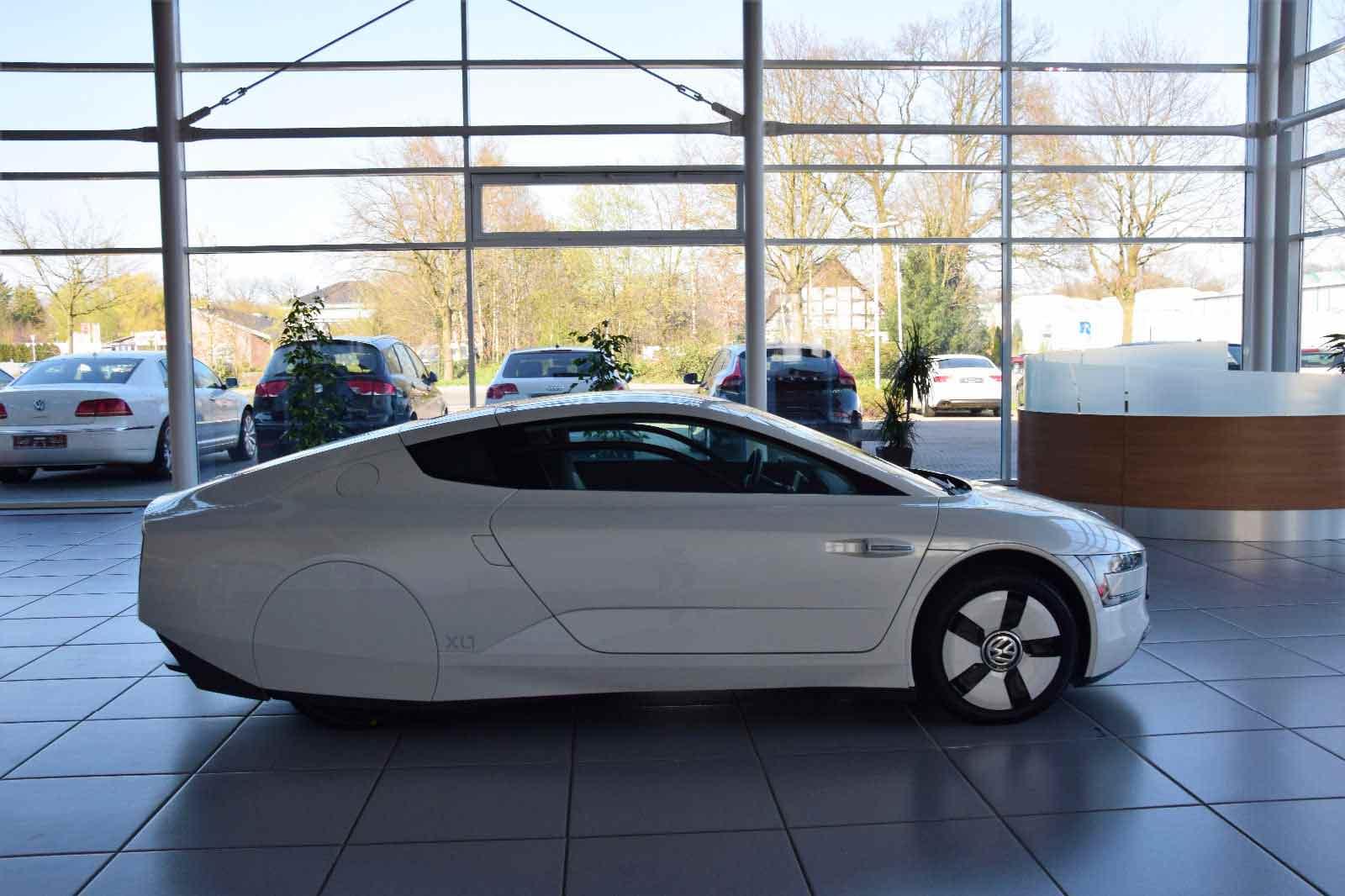 Фото | Volkswagen XL1