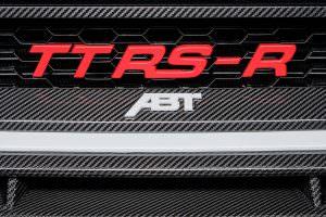 Радиаторная решетка для Audi TT RS-R от ABT