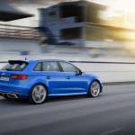 Новая Audi RS3 Sportback 2017