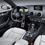Интерьер Audi RS3 Sportback 2017