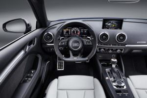 Руль Audi RS3 Sportback