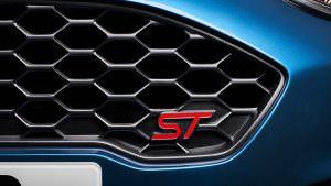 Радиаторная решетка Ford Fiesta ST