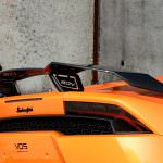 Спойлер Lamborghini Huracan