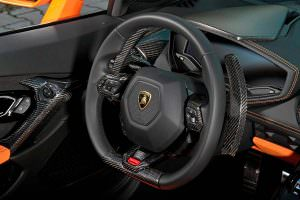 Руль Lamborghini Huracan Spyder