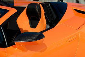 Сиденье Lamborghini Huracan
