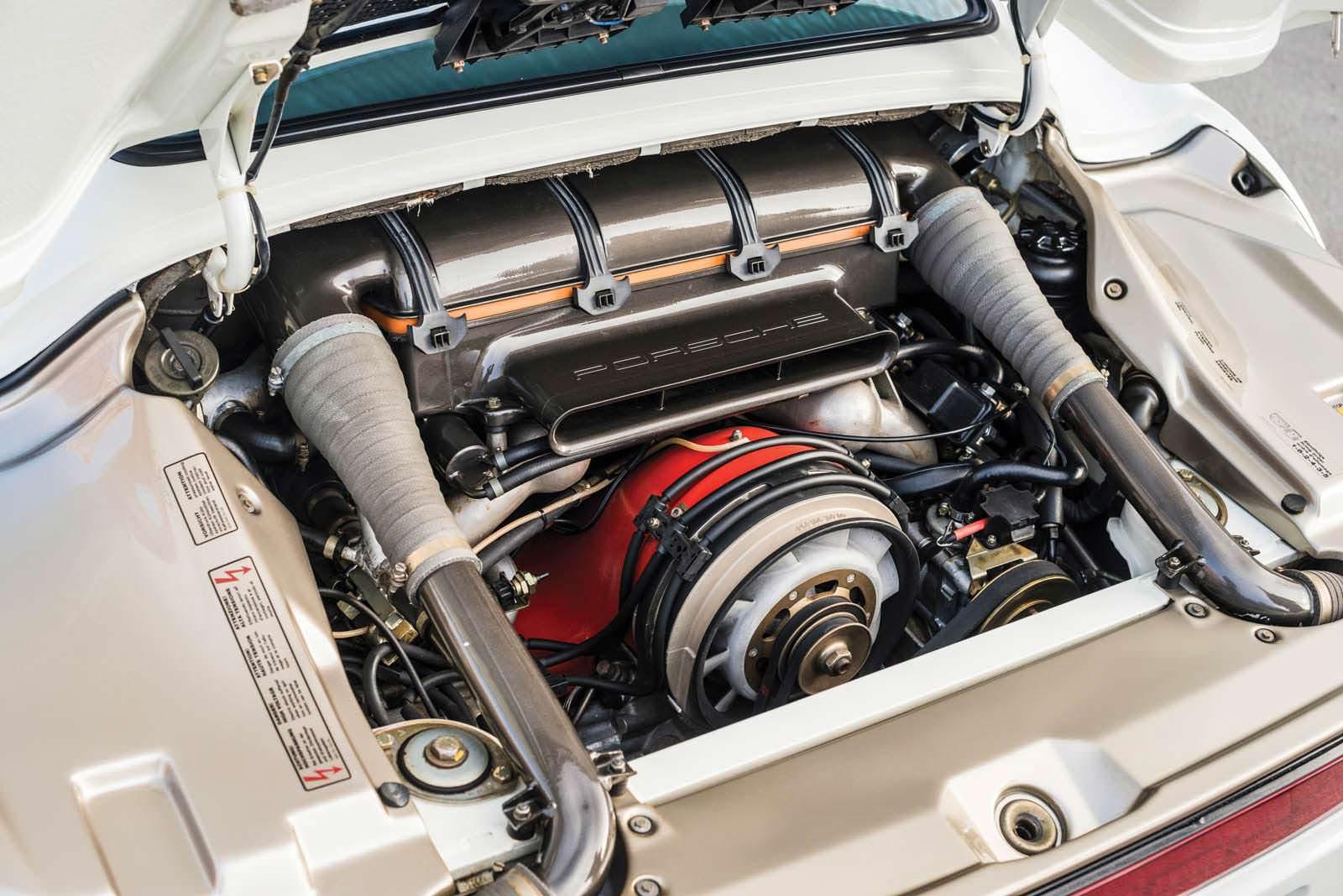 Двигатель Porsche 959 Sport