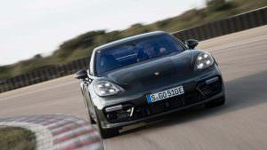 Новый гибрид Porsche Panamera Turbo S E-Hybrid