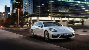 Новая Porsche Panamera Turbo S E-Hybrid