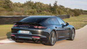 Самая мощная Porsche Panamera