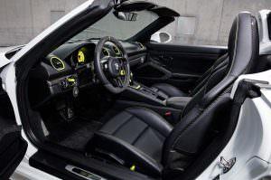Салон ТечАрт Porsche 718 Boxster