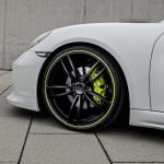Диски TechArt на Porsche 718 Boxster
