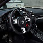 Тюнинг салона Porsche 718 Boxster
