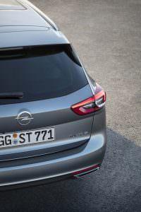Новый Opel Insignia Универсал