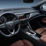 Салон Opel Insignia Sports Tourer 2017