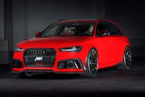 Тюнинг Audi RS6+ от ABT Sportsline