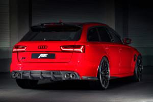 Супер-универсал Audi RS6+ от ABT Sportsline
