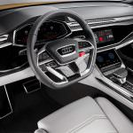 Руль Audi Q8 Sport Concept