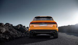 Новый Audi Q8 Sport 2017