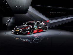 Гоночная Audi RS5 DTM 2017