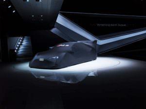 Новое поколение Audi RS5 DTM