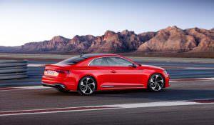 Audi RS5 Coupe второго поколения