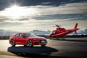 Купе Audi RS5 нового поколения