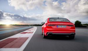 Второе поколение Audi RS5